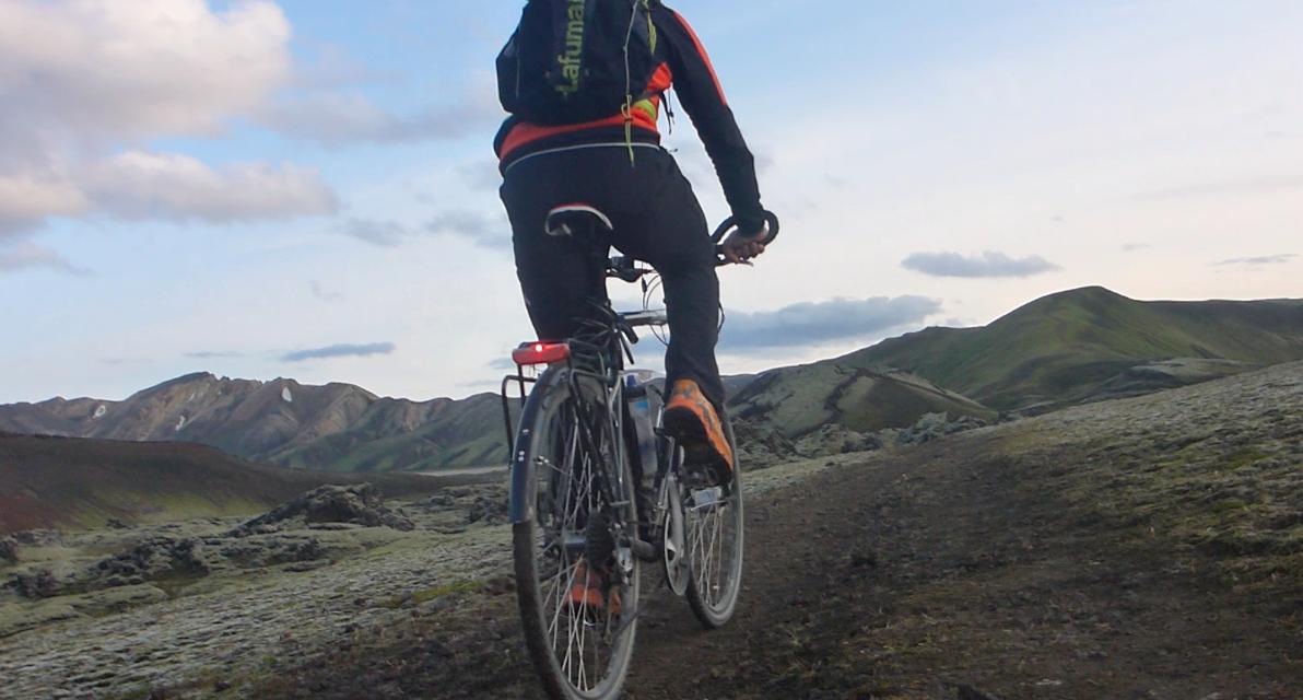 Teaser: La Volta a Islàndia en bicicleta