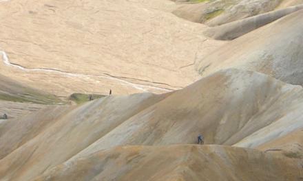 Sprengisandur i Landmannalaugar