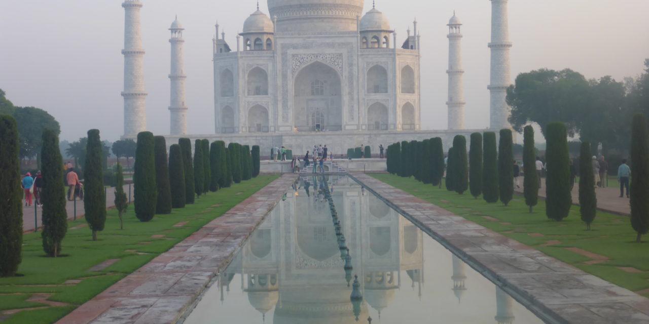 Jaipur i Agra
