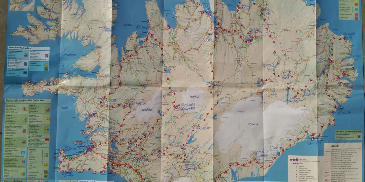 Tripline Islàndia