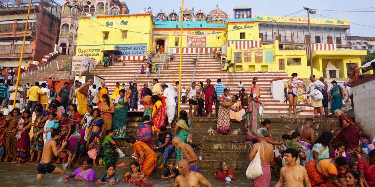 Varanasi – Benarés