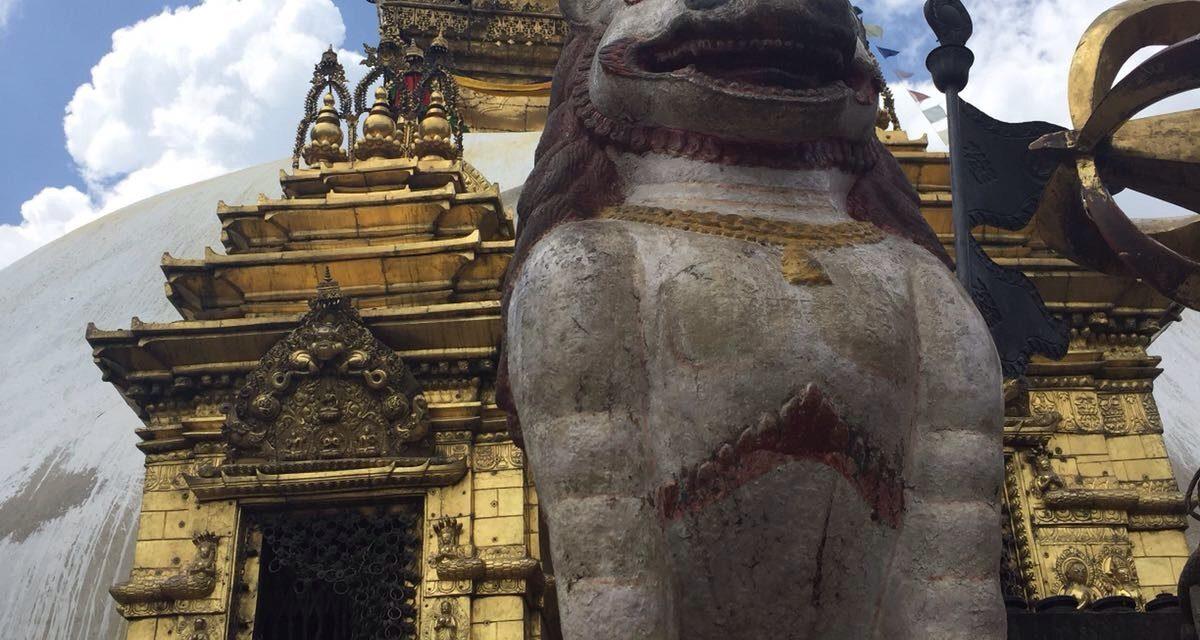 Kathmandú – de camí al camp base de l'Everest