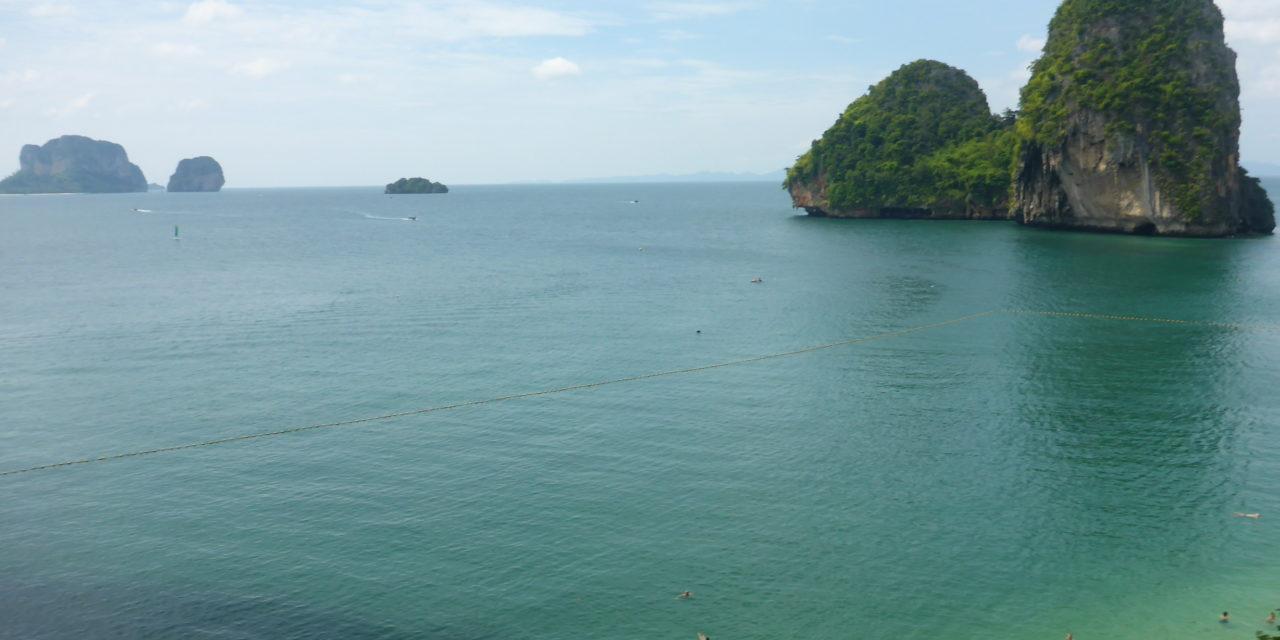 Arribada a Tailàndia