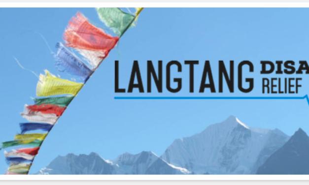 Prèvia del vídeo sobre el Projecte Solidari Blue Morpho Langtang